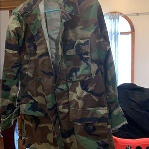 Jackets & Blazers - Army BDU jacket🍏